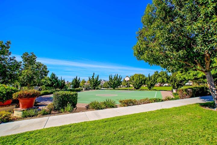 Carlsbad Bressi Ranch Sports Court