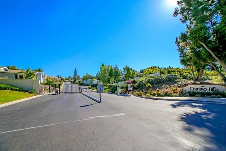 Carlsbad Camino Hills Homes For Sale