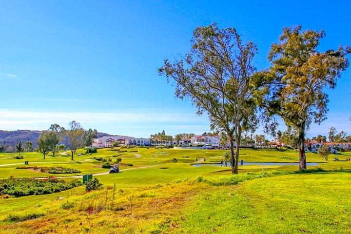 Carlsbad Golf Course View Homes For Sale