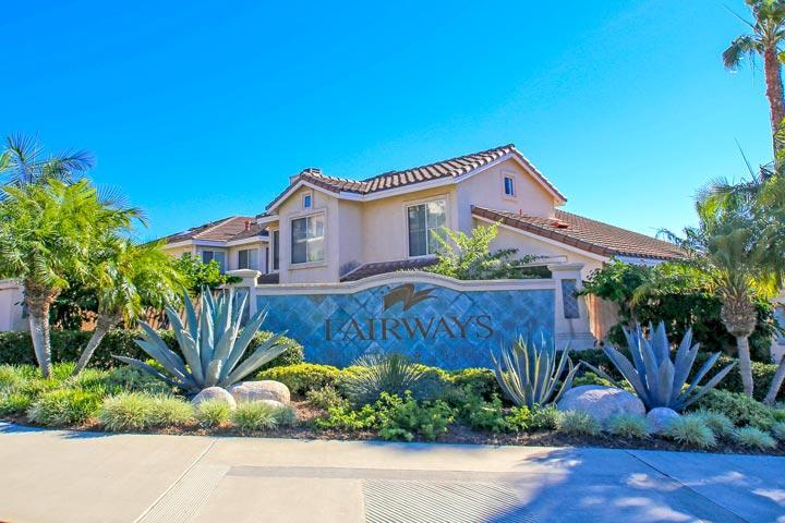Carlsbad La Costa Fairways Community