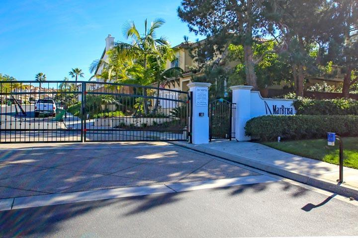 Carlsbad Mar Brisa Gated Community