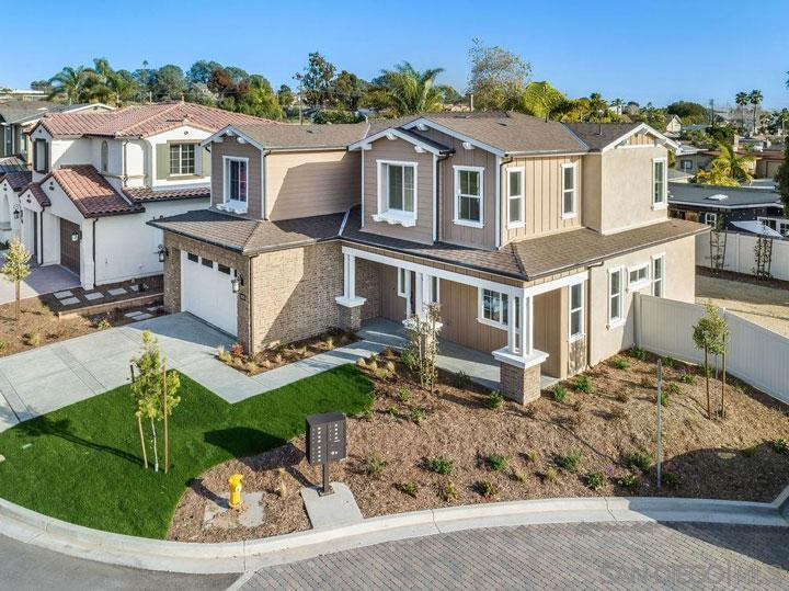 Laurel Cove Encinitas Homes