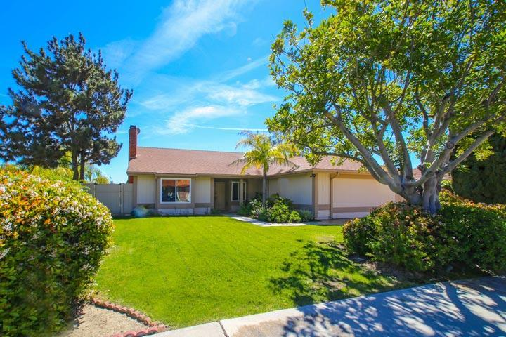 Carlsbad Green Valley Knolls Home
