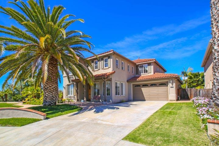 Carlsbad La Costa Valley Greystone Collection Home