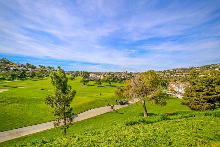 Carlsbad La Costa Resort Golf Course View