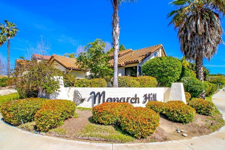Carlsbad Monarch Hill Neighborhood
