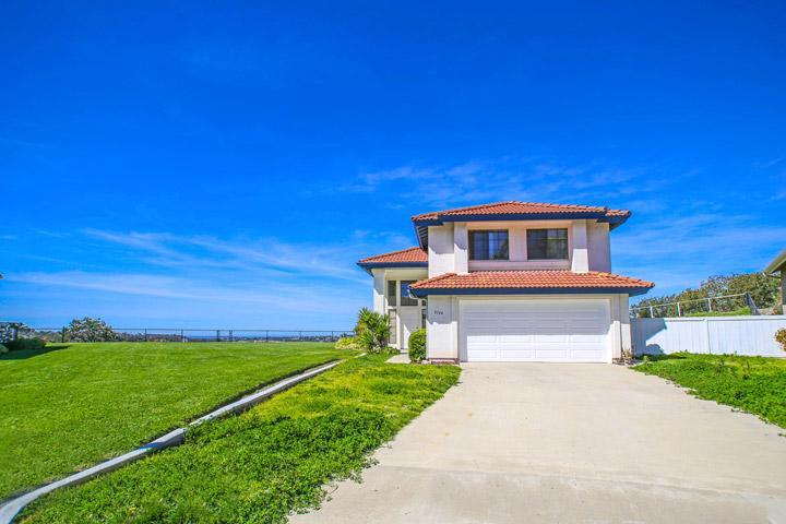 Carlsbad The Knolls Ocean View Home