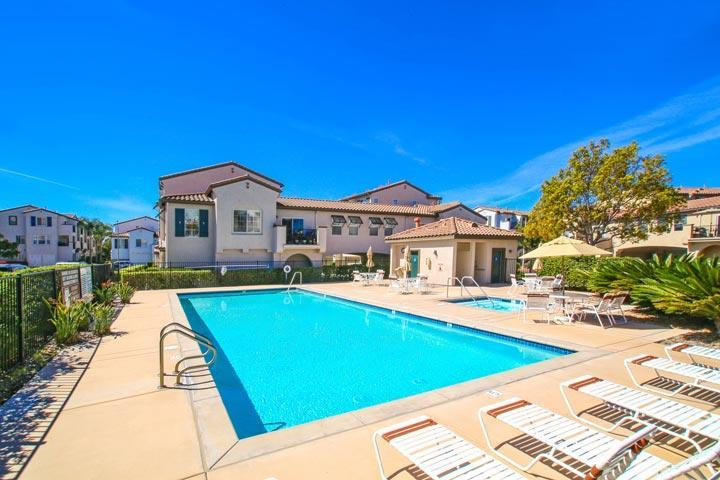 Rancho Carrillo Cascada Neighborhood Pool